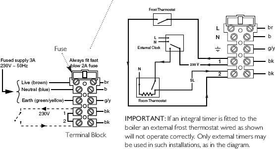Y Plan Central Heating System on honeywell pipe thermostat wiring diagram